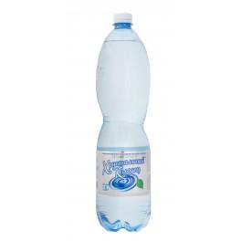 """1,5 л НЕГАЗИРОВАННАЯ вода """"Хрустальный колодец"""""""