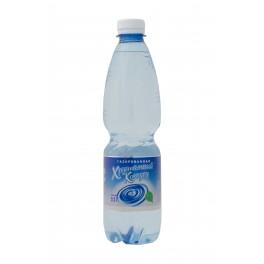 """0,5л газированная вода """"Хрустальный колодец"""""""