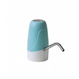 Помпа электрическая UNIT K7 с зарядкой USB (голубая)